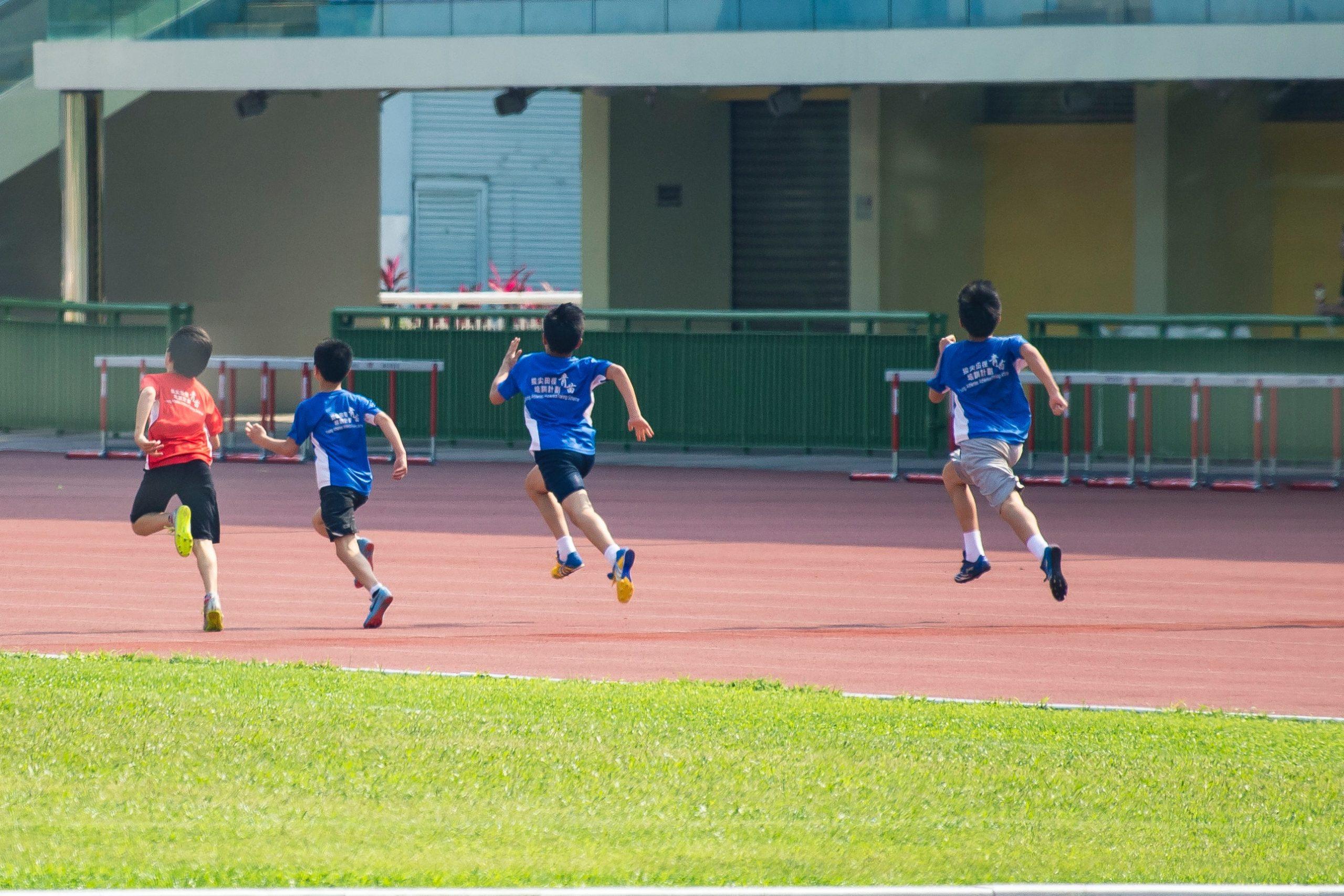 Kinderleichtathletik startet am 2. September 2021